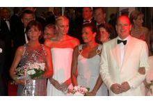 Août 2007 : Trois dames de Cœur pour Monaco
