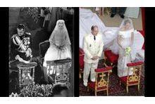 La magie intemporelle des mariages monégasques