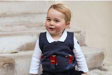 Baby George en totale confiance avec son photographe