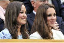 Kate et Pippa, ensemble pour le prince Harry
