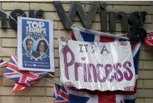 Quelle place pour la royale fillette ?