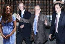 Qui sont les médecins de l'accouchement de Kate ?