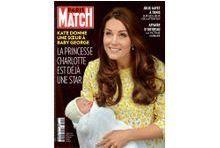 La princesse charlotte est déjà une star