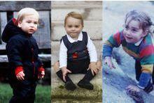Baby George ressemble-t-il plus à son père ou à sa mère ?