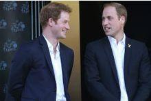William et Harry: l'émouvant hommage à Diana
