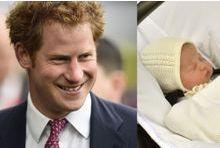 Le prince Harry, loin, impatient et ravi