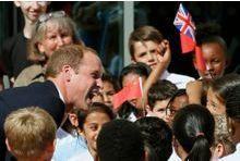 Royal Baby II : la presse anglaise s'emballe