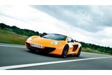 McLaren MP4 12C Une Ferrari made in UK