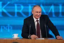 Le grand pardon de Vladimir Poutine