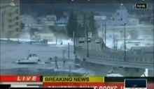 Vidéo en direct: Séisme et tsunami, le Japon ravagé