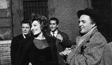 "Anouk Aimée ""Fellini mon ami"""