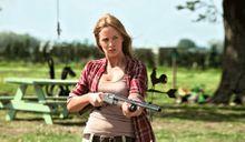 Emily Blunt. Agent provocateur