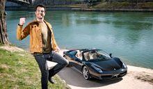 Ferrari 458 Spider & Arnaud Ducret: Lâchez les chevaux!