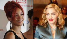 Rihanna abreuvée par Madonna