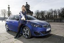 L'élue de Miss France 2015
