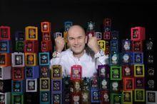 Jean-Pierre Lutgen montre ses couleurs!