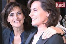 "Le ""fashion show"" d'Inès de La Fressange et Chantal Thomass"
