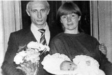 La fille plus si cachée de Vladimir Poutine