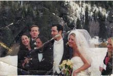 """La """"happy end"""" d'une photo retrouvée le 11 septembre"""