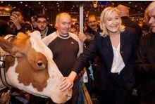 L'opération séduction de Marine Le Pen
