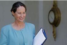Ségolène Royal ne sera pas candidate en 2017