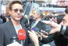 Les Avengers à l'assaut de Londres