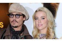 Johnny Depp et Amber Heard officialisent (presque)
