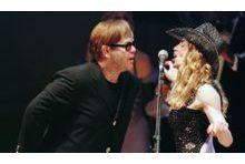 """Nouvel affrontement dans la guerre """"Madonna-Elton John"""""""