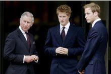"""William et Harry """"utilisés"""" pour sauver l'image de Charles ?"""