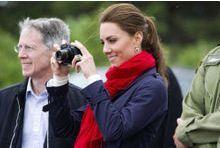 Kate, la maman photographe
