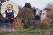 Le prince George et la menace fantôme d'Anmer Hall
