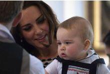 Baby George harcelé, Kate et William attaquent