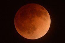 La prophétie de la lune sanglante