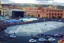 Erevan se prépare
