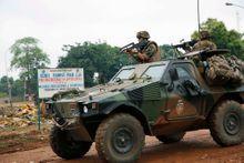 La Centrafrique engage des poursuites contre les militaires français