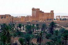 L'Etat islamique est entré dans le musée de Palmyre