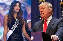 Miss Univers répond à Donald Trump