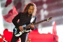 Kirk Hammett égare 250 riffs de Metallica