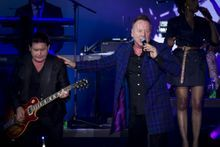 Les beaux restes de Simple Minds