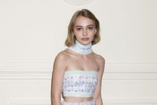 Le premier shooting mode de Lily-Rose Depp
