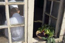 Ducasse et Baraton : du jardin à l'assiette