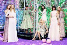 Le jardin des délices de Dior