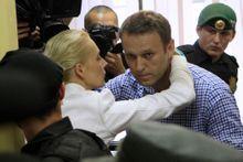 L'opposant de Poutine en prison