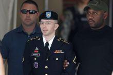 """Bradley Manning """"non coupable"""" de collusion avec l'ennemi"""