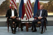 Coup de froid entre Obama et Poutine