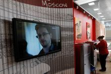 Edward Snowden apatride