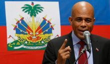 Michel Martelly, de la chanson à l'élection
