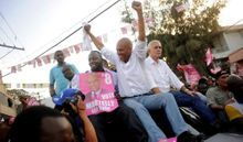 Elections: Haïti sous tension