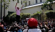 """Sweet Micky"" président d'Haïti"