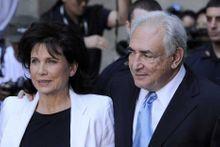 DSK: ses proches se félicitent de son retour